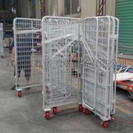武汉物流台车 载货台车 笼车
