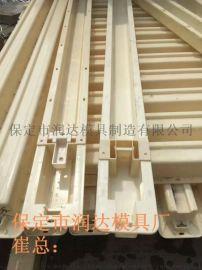 咸宁市 铁丝网立柱塑料模具 塑料铁丝网立柱模具供求