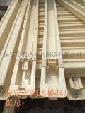 咸寧市 鐵絲網立柱塑料模具 塑料鐵絲網立柱模具供求