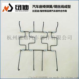 异形线成型汽车座椅弹簧