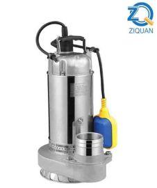 QDX型中进水自带浮球全不锈钢潜水泵