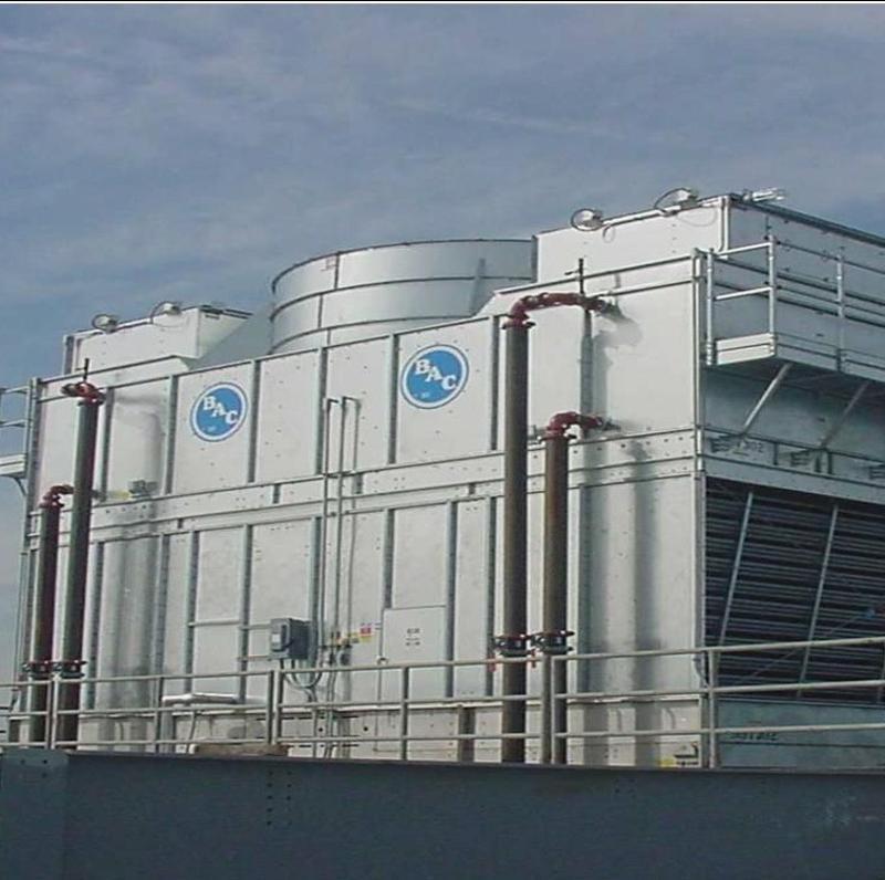 BAC开式横流冷却塔 方形冷却塔 只做镀锌钢 不锈钢材质 品质出众