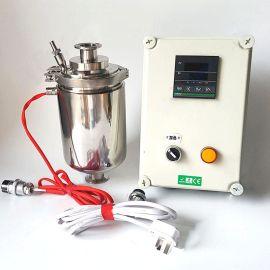 夹层电加热不锈钢卫生级呼吸器5英寸、10英寸定制产品