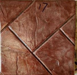 上海桓石150余种木纹艺术地坪模具混凝土压花地坪.压模地坪压纹地坪土价格优惠