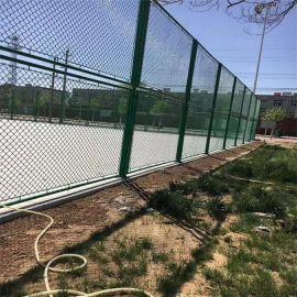 小区运动防护网围栏勾花网护栏网体育场围网