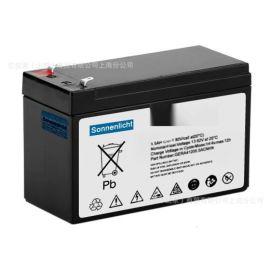 德国阳光A412/5.5SR 12V5.5AH直流屏UPS/EPS电源太阳能胶体蓄电池