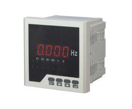 单相数显频率表 频率测量仪表 数显表智能频率表