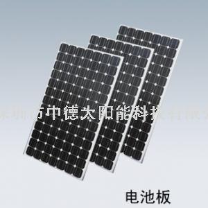 專業生產單晶多晶矽太陽能電池板,太陽能發電系統