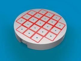 圆形电控永磁吸盘