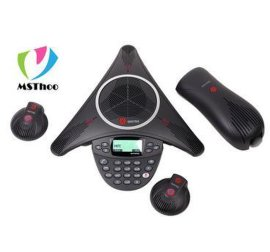 360收音 USB视频会议全向麦克风 会议电话 带扩展麦克USB+RJ11