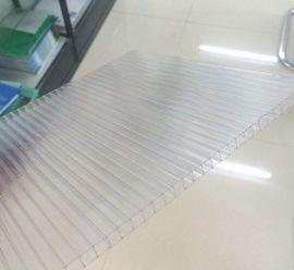 昌邑市6mm透明阳光板茶色阳光板 6mm草绿阳光板