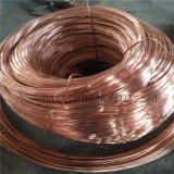 专业生产红铜冷墩线 欧盟环保T2紫铜线量大从优