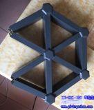供应三角形格栅天花 铝格栅规格 格子天花价格