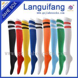 长筒加厚毛巾底足球袜及膝运动足球袜