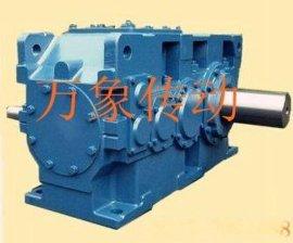 生产螺旋锥齿面减速机,工业齿轮箱 ,硬齿面圆柱齿轮减速机