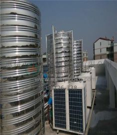 空气能热水器工程,安装空气能热水器工程找美能能源科技