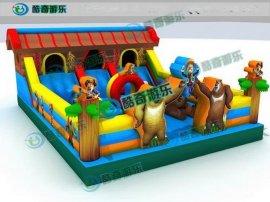 充气玩具如何安装 充气蹦床的保洁和收藏 充气蹦床使用年限