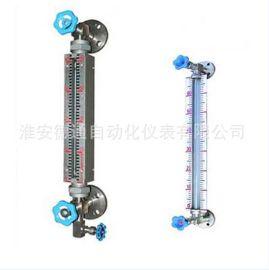 德通DT-UGB玻璃管液位计/玻璃管水位计/耐高温、耐酸碱玻璃管液位计选型