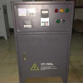 浩佳润60KW造粒机电磁感应加热器
