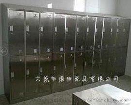 公司无尘车间不锈钢更衣柜-不锈钢员工鞋柜