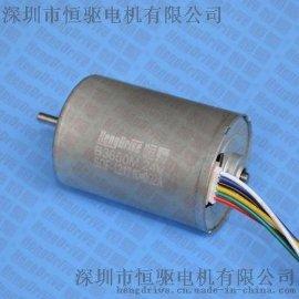 厂家直供标准通用内置驱动微型B3650系列BLDC马达,静音超长寿命