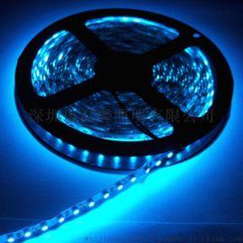 厂家直销3528LED贴片灯带 120灯柔性软灯条 亮化装饰广告灯箱高亮