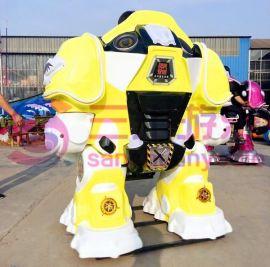 可乐侠 广场行走机器人 战火金刚机器人厂家报价