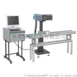 励硕UV喷码机在线式可变信息喷码打印系统