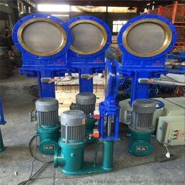 电液动铸  型闸阀明杆软密封渣浆阀排污闸阀