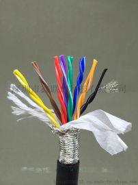 20芯浙江金华袜机设备电缆,丝袜机编织机械信号屏蔽线