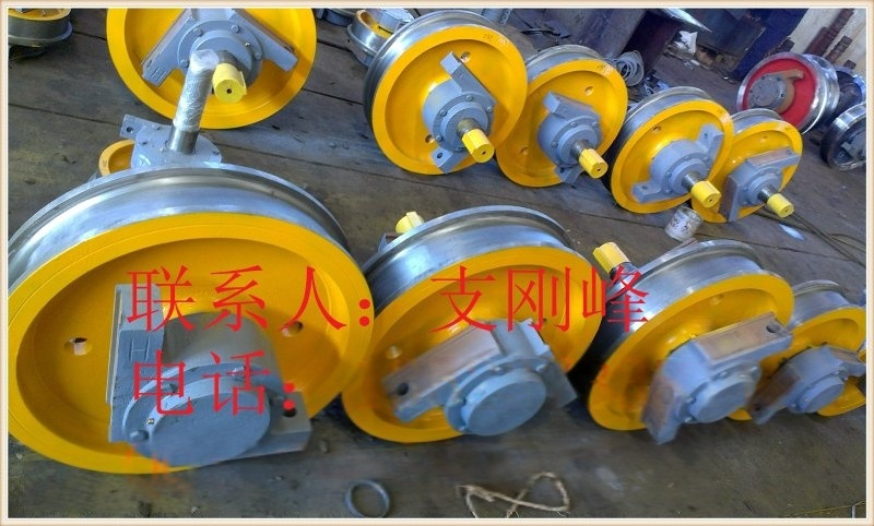L768/L769 Ø700*150轴承7524车轮组,行车轮,角箱轮,车轮厂家