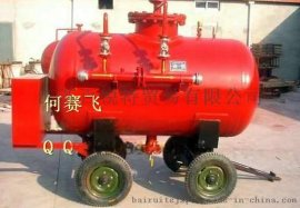 PHYM32/10压力式泡沫比例混合装置PHYM48/30泡沫罐 带消防检测报告3C认证