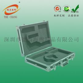 深圳EVA 厂家 供应各类海绵植绒内托包装盒 贴绒布植绒 eva托盘盒子