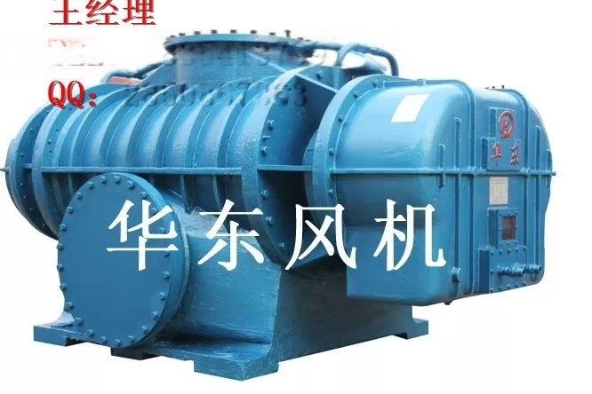 郑州HDL煤气加压二叶罗茨鼓风机规格型号