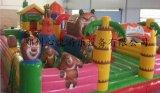 心悦游乐小型儿童充气城堡大型充气滑梯价格