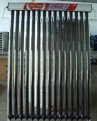 上海太阳能热水器工程厂家直销太阳能热水器工程太阳能集热模块非标准型弧形倒置式太阳能集热模块