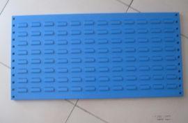 百叶挂板五金工具挂板物料盒挂板物料架挂板方孔挂板