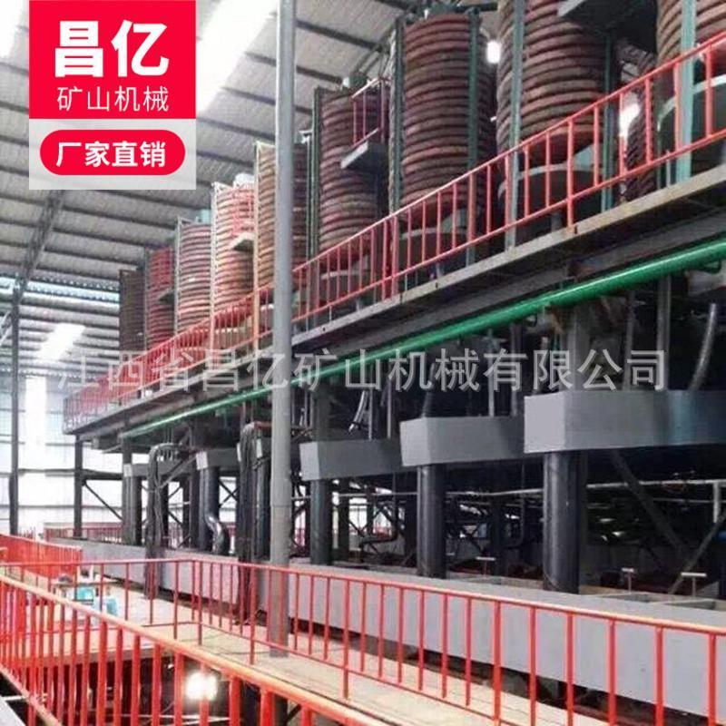 江西LL1500玻璃鋼螺旋溜槽防腐耐磨無需動力