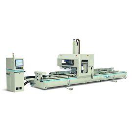 LM4-CNC-6000 鋁型材四軸數控加工中心