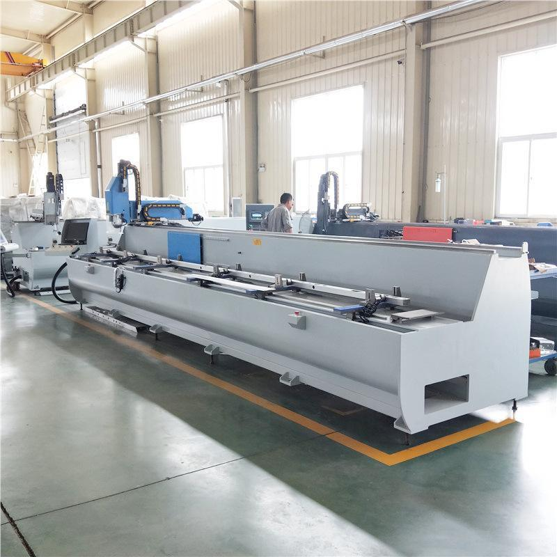铝型材三轴加工中心铝幕墙三轴加工中心加工设备