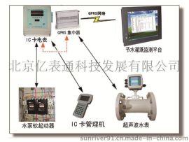 节水灌溉在线监测系统