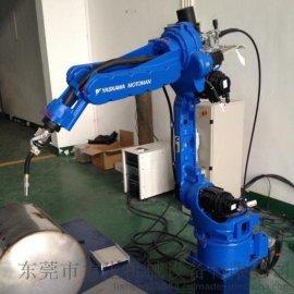 点焊机 点焊设备 点焊机器人视频 力生机器人