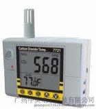 二氧化碳监测计 AZ7722 壁挂式温湿度 二氧化碳测试仪AZ-7722