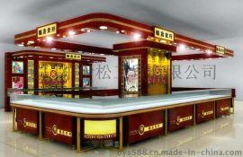 厦门珠宝展示柜生产厂家柏伊松家具厂定做价格低