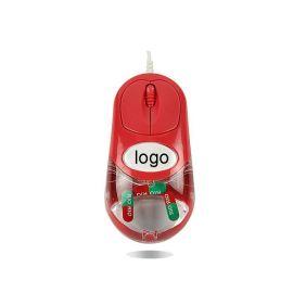奥贝迪专利产品2.4G无线蓝牙鼠标ABD-G101C可定制LOGO和漂浮物