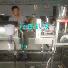 广东小型全自动粉皮机 小型多功能河粉机粉皮机时产300斤 好用 耐用