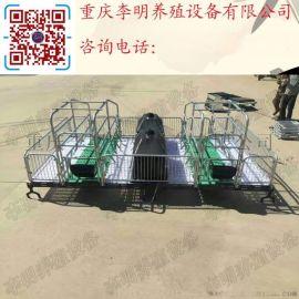 猪床 养殖设备 母猪产床仔猪分娩栏 连体产床