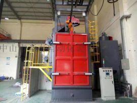 惠州喷砂机 吊钩式抛丸机适用于大型工件