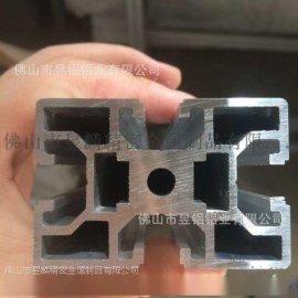 厂家直销铝合金音箱外壳 工业铝合金型材 异形轨道工业铝型材定制