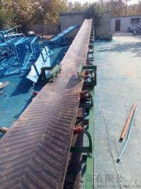 大型矿用皮带输送机大倾角皮带输送机曹